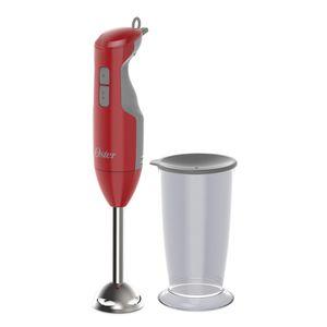 Mixer Oster Versátil Vermelho Função Turbo 2610R 220v