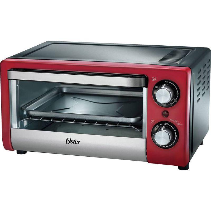 4277163381-forno-eletrico-oster-tostador-com-capacidade-para-4-fatias-10l-vermelho