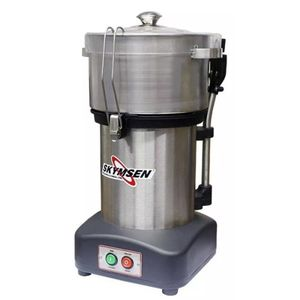 Preparador de alimentos Cutter Skymsen Inox CR-4L NR12 110V