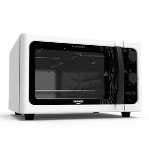 Forno Elétrico Dako Supreme Branco Grill 44 Litros 220v