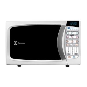 Micro-ondas Electrolux Painel Seguro 20L Branco MTD30 110v