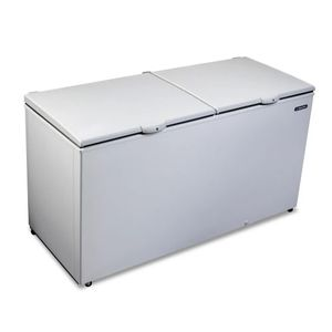 Freezer Horizontal Dupla Ação DA550 546 Lts Metalfrio 127v