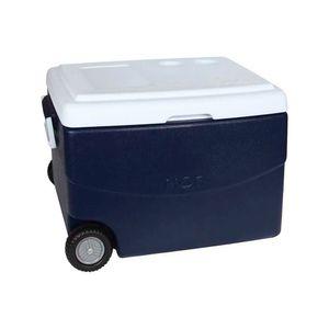 Caixa Térmica Glacial Com Alça 70 Litros Azul Mor
