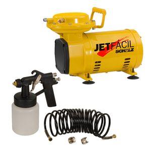 Motocompressor de Diafragma Kit Jet Fácil 1/3cv Schulz