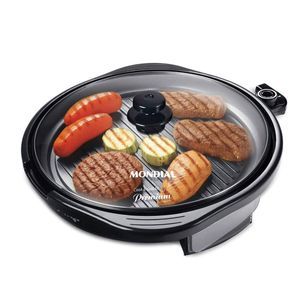 Grill Redondo Mondial Cook & Grill 40 Premium G-03 220v