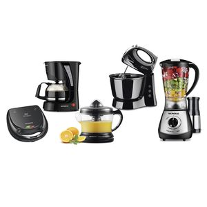 Conjunto Especial Cozinha Completa KT-85 Mondial 220v