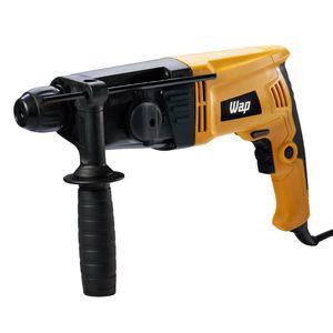 Martelete Combinado Wap 850W EMPR850 SDS Plus 220v