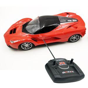 Carrinho Controle Remoto P1 1:16 Vermelho BW025 Importway