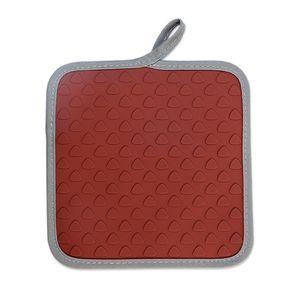 Apoio Para Panelas/Luva Glacê 20x20x0,5cm Chocolate Brinox
