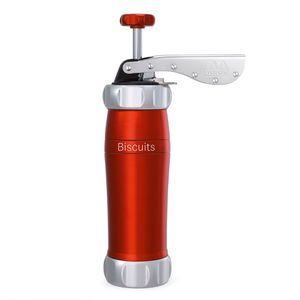 Biscoiteira Alumínio Elegance Vermelha 11600104 Marcato