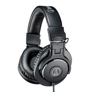 Fone de Ouvido Audio-Technica ATH-M30x Pro Monitor de Áudio