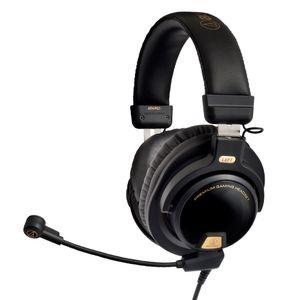 Headset Gamer Audio-Technica Premium ATH-PG1 PC PS4 Smartphone