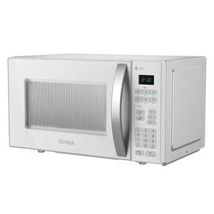 Micro-ondas Consul 20 Litros Branco Uso Fácil CMA20BB 110v