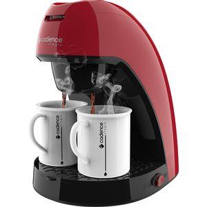 Cafeteira Single CAF211 240ml Colors Vermelha Cadence 110v