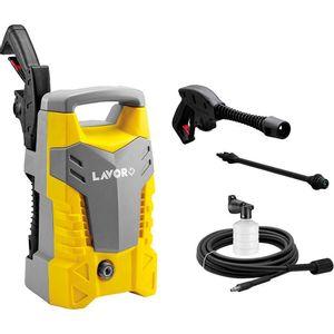 Lavadora Alta Pressão Residencial Lavor 1600 W Fast 120 110v