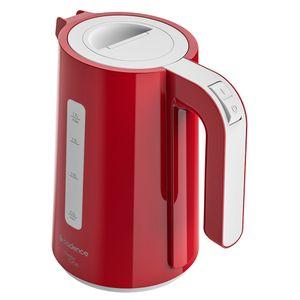 Chaleira Elétrica Cadence Thermo One Colors 1,7L Vermelha 110v