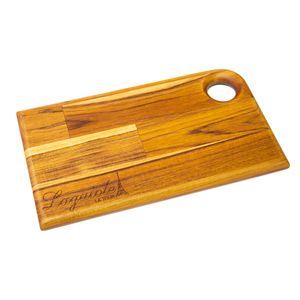 Tábua Aperitivo 15x1,5x26cm BAWD Teek Wood Laguiole LA TOUR